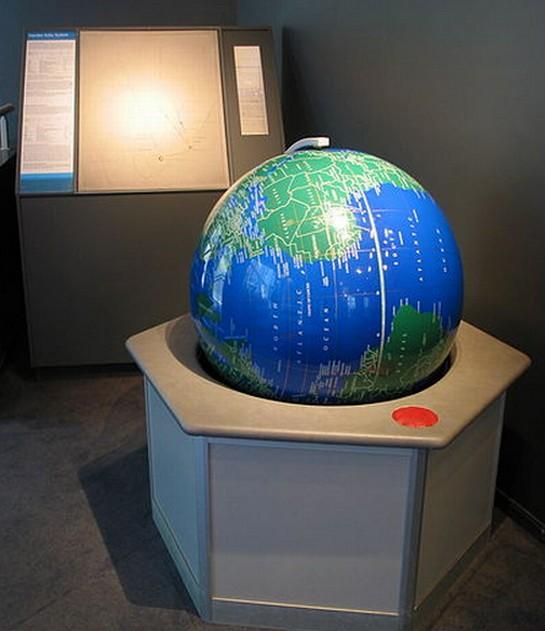 representação da Terra