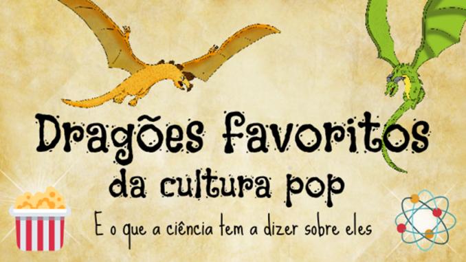 Dragões favoritos da cultura pop