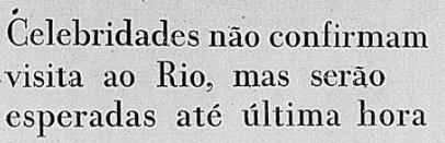 Jornal do Brasil - 03/02/1966