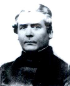 foto P/B de Samuel Rowbothan, o pai da Astronomia Zetética,