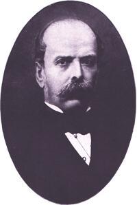 Filipo Pacini, anatomista italiano, descobridor do Vibrião da cólera em 1854