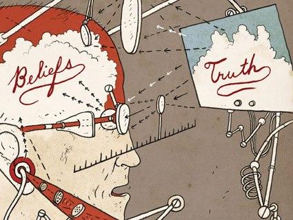 Realidade distorcida pelo viés de confirmação