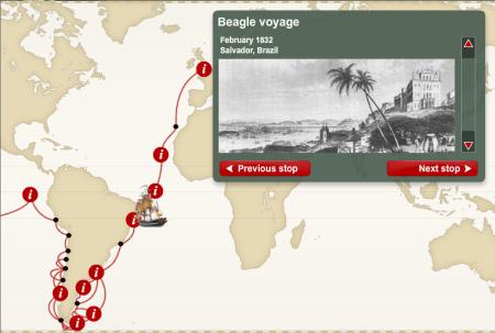 Viagem a bordo do Beagle