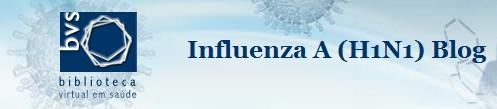 Blogando sobre gripe