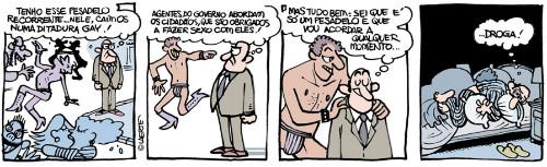 Salvem os heterossexuais e viva Bolsonaro