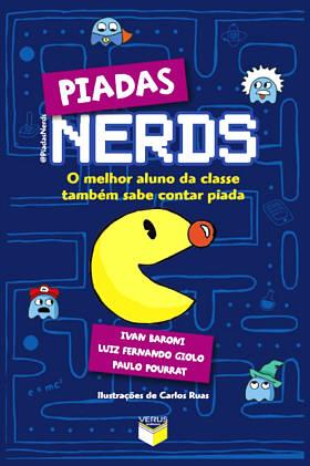 Piadas nerds: do Twitter para o livro
