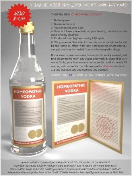 Homeopatia funciona sim