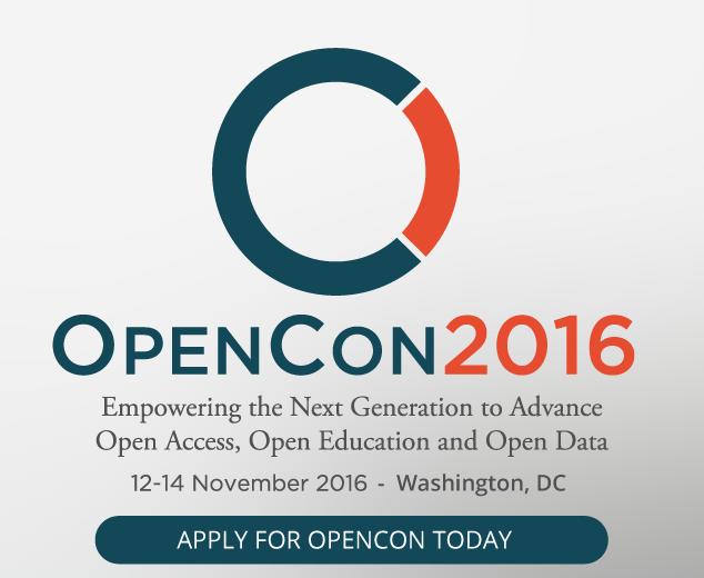 OpenCon 2016