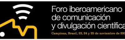 "RNAm no ""I Foro Iberoamericano de Comunicación y Divulgación Científica"" – Quantificando a Divulgação Científica."