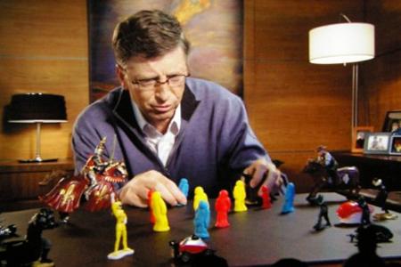 A ingenuidade de Bill Gates sobre a Biologia