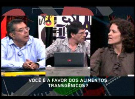 MTV debate: Transgênicos