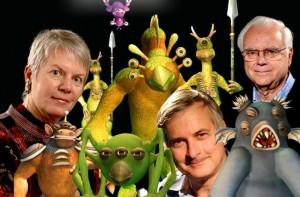 Parceria do jogo Spore com o Projeto SETI