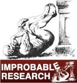 IgNobel 2011 – Não se divertir é altamente improvável!