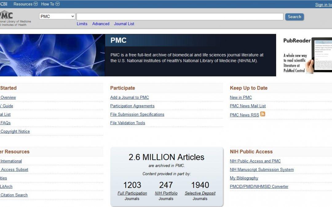 Quer acessar artigos científicos sem assinatura ou melhorar sua leitura no computador? O NCBI pode ajudar!