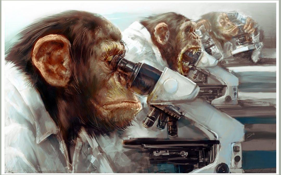 Como um doutor em biologia pode ser anti-Darwin?