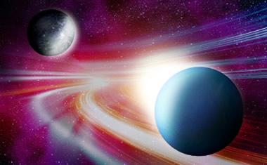 Dois planetas (ou quase) descobertos no mesmo dia!