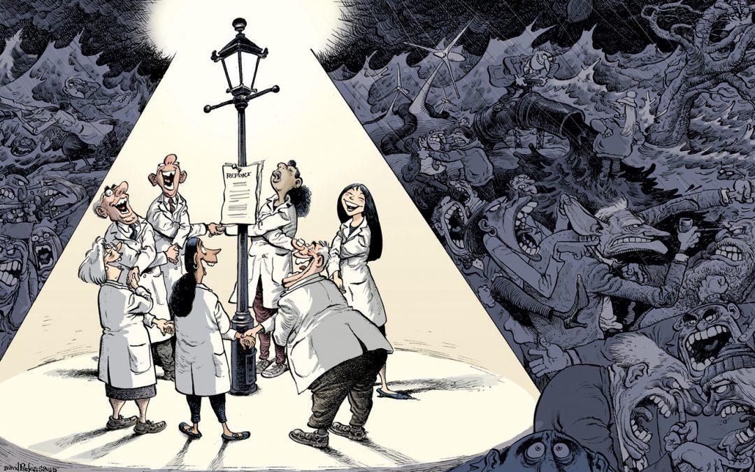Relatório do clima do IPCC tem que ser mais social