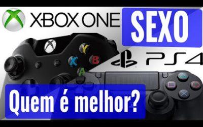 Quem é melhor no sexo: Xbox ou Playstation?