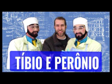 Lá vem o Tíbio e o Perônio!