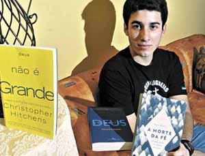 André Rabelo, entrevistado do Correio Brasiliense