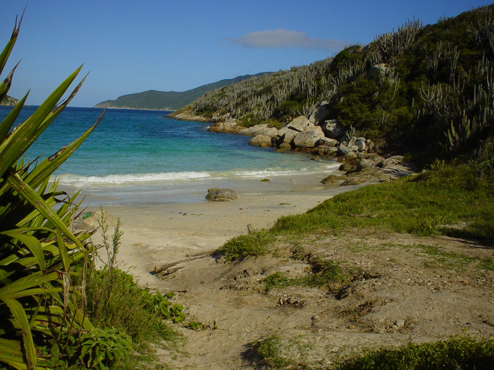 Praia do Forno em Arraial do Cabo (RJ)