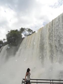 Vote Cataratas como uma das 7 maravilhas do mundo!