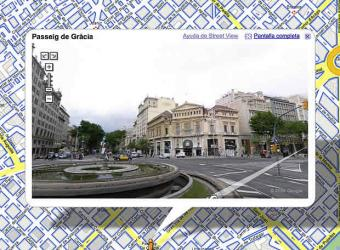 Passeio virtual é novidade do Google Maps