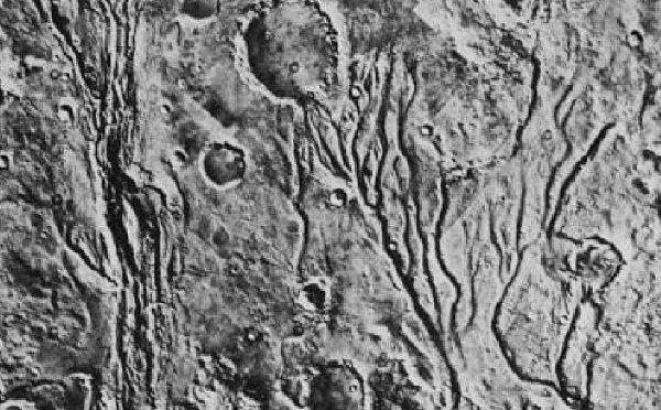 No Dia do Orgasmo, cientistas descobrem água em Marte. Sugestivo!