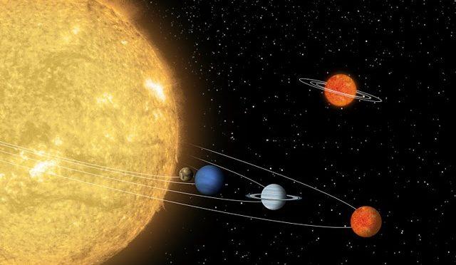 Cooper pela superfície solar