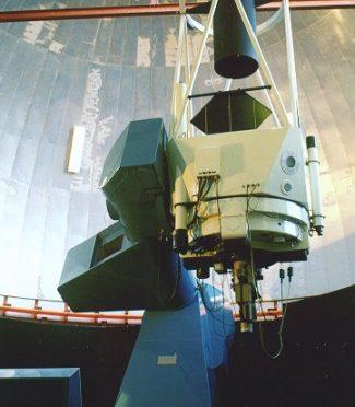 Parabéns ao telescópio brasileiro!