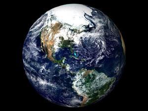 Aqui quem fala é da Terra!