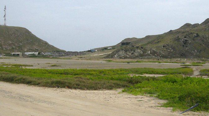 O que fazer com o lixo da ilha caribenha?