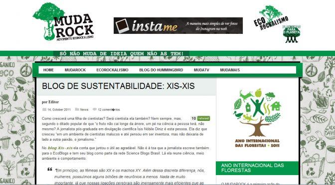 Debate sobre proteção ambiental no Rio