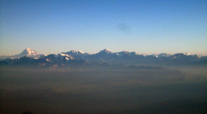 """Nem toda montanha dos Andes é de """"pedra"""""""