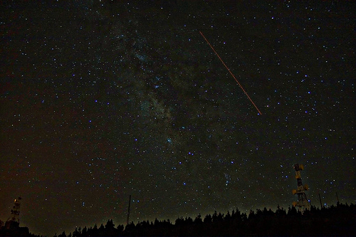 Entrevista: astrofísica fala sobre meteoritos