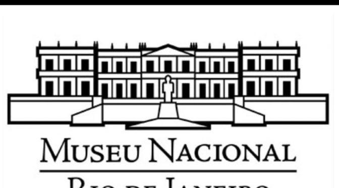 Museu Nacional pega fogo. Fim.