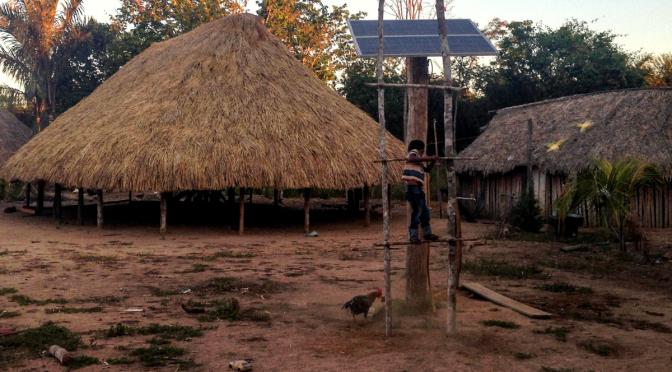 Xingu Solar: projeto no território indígena aumenta disponibilidade energética e poderia gerar economia para o país